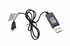 Revell Ersatzteil USB Ladegerät für Revell Control Quadcopter QuadroCop