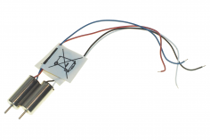 Revell Ersatzteil Motoren Set für Revell Control Quadcopter QuadroCop