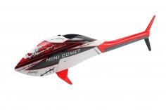 ABVERKAUF Fusuno Speedrumpf im Masky Design für SAB Goblin 280 Mini Comet