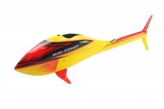 ABVERKAUF Fusuno Speedrumpf im Gourmet Design für SAB Goblin 280 Mini Comet