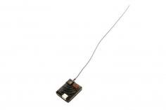 Spektrum DSMX Empfänger mit langer Antene für Carbon Rümpfe