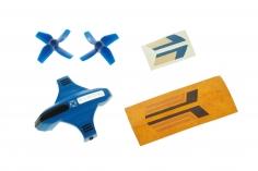 Blade Ersatzteil Inductrix Switch Haube in blau