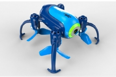 UDI RC Piglet WiFi Mini Drone blau grün