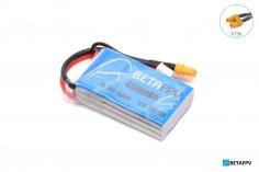 BetaFPV LiPo Akku 450mAh 3S 35C mit XT30