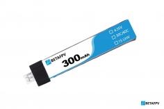 BetaFPV LiPo Akku HV 300mAh 1S 30C mit PH-JST 2.0