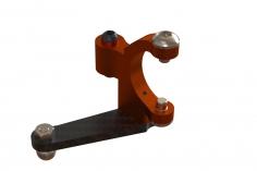 OXY Ersatzteil Heckanlenkarm in orange für OXY 3 Tareq Edition