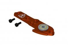 OXY Ersatzteil Heckgehäuseplatte rechte Seite in orange  für OXY 3 Tareq Edition