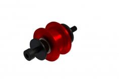 OXY Ersatzteil Heckriemenspannlager in rot für OXY 4