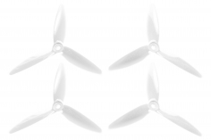 Gemfan FPV Race Propeller FLASH 5152 5,1×5,2x3 in transparent