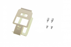 FrSky Taranis X-LITE Brace lite Upgrade Set, Knüppelgriffe in silber