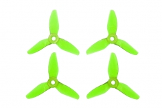 HQ Durable Prop Propeller New 3x3x3 aus Poly Carbonate in grün je 2CW+2CCW