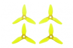 HQ Durable Prop Propeller New 3X4X3 aus Poly Carbonate in gelb je 2CW+2CCW