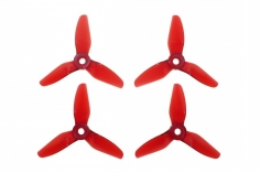 HQ Durable Prop Propeller New 3X4X3 aus Poly Carbonate in rot je 2CW+2CCW