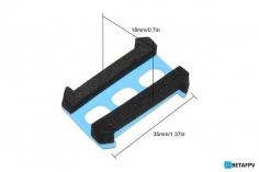 BetaFPV LiPo Akku Adapter für 1SLiPos von breit auf schmal