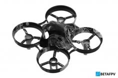 BetaFPV Rahmen Set mit Canopy Haube und Propellern für Beta 65S im Evil Design