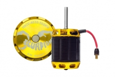 Scorpion HK-IV-4035-500KV Motor mit 6mm Welle