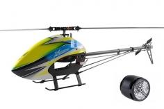 XLPower 520 KIT mit Rotorblättern und 4020 Egodrift Motor
