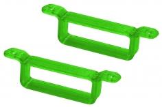Rakonheli Akku Halterung 17 x 6.5 mm in grün für Rakonheli Rahmen für Blade Inductrix FPV Brushelss