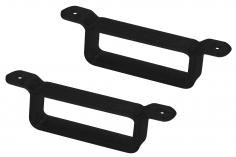 Rakonheli Akku Halterung 17 x 6.5 mm in schwarz für Rakonheli Rahmen für Blade Inductrix FPV Brushelss