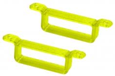 Rakonheli Akku Halterung 17 x 6.5 mm in gelb für Rakonheli Rahmen für Blade Inductrix FPV Brushelss