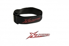 XLPower Ersatzteil Akku Klettband 25x300mm für XL Power 520 und 550