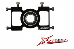XLPower Ersatzteil  Hauptrotorwellen Lagerbock  Upgrade für XL Power 520 und 550