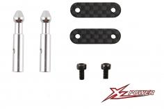 XLPower Ersatzteil Kabinenhaubenhalter  für XL Power 520 und 550