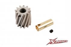 XLPower Ersatzteil Motorritel 16mm 12 Zähne für XLPower 520 und 550