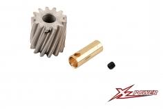 XLPower Ersatzteil Motorritel 16mm 13 Zähne für XLPower 520 und 550