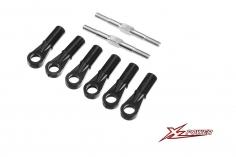 XLPower Ersatzteil  Hauptrotor Anlenkgestänge für XLPower 520 und 550