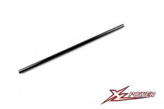 XLPower Ersatzteil  Heckrohr in schwarz für XLPower 520