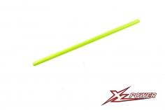 XLPower Ersatzteil  Heckrohr in gelb für XLPower 520