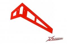 XLPower Ersatzteil vertikale Heckfinne in rot für XLPower 520 und 550