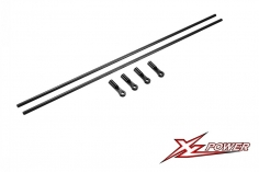 XLPower Ersatzteil Heckstreben für XLPower 550