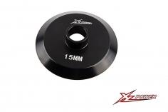 XLPower Ersatzteil Taumelscheibenlehre 15mm in schwarz für XLPower 700