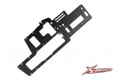 XLPower Ersatzteil  seitliche Hauptrahmenplatte links  für XLPower 700
