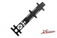 XLPower Ersatzteil CFK Zentralplatte für XLPower 700