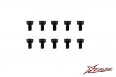 XLPower Ersatzteil M2.5x4mm Akkuplatten Innensechskantschrauben für XLPower 700