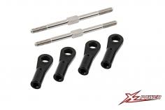 XLPower Ersatzteil Titanium Gestänge für XLPower 700