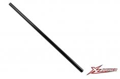 XLPower Ersatzteil Heckrohr in schwarz für XLPower 700