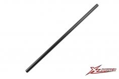 XLPower Ersatzteil carbon Heckrohr für XLPower 700