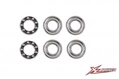 XLPower Ersatzteil Drucklager für Heckblatthalter für XLPower 700