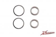 XLPower Ersatzteil Passcheiben für Heckrotor für XLPower 700