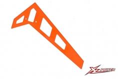 XLPower Ersatzteil vertikale Heckfine in orange für XLPower 700