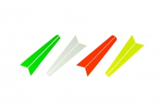 OXY Ersatzteil Aufkleber in 4 verschiedenen Farben für die vertikale Finne für OXY2