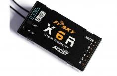 FrSky Taranis Empfänger X6R / LBT 2,4Ghz mit S.Port