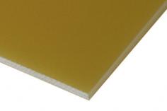 GFK-Platte 350x150mm Stärke 2,5mm  1Stück