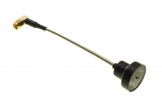 Menace Periscope Antenne Omni Zirkular 5,8GHz RHCP mit 90° Winkel SMA (mit Pin)