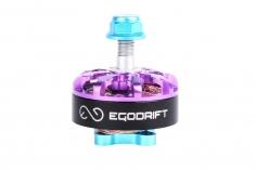 EGODRIFT FPV Racer Motor Atom Bomb Baby 2306  Lexie Edition in violet und blau 2400kV 1 Stück