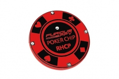 Furious FPV Poker Chip Patch Race Antenne 5,8GHz RHCP SMA (mit PIN)